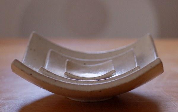 角鉢 角小蜂 豆皿